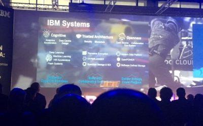 "Evento IBM Storage ""Driven by Data"""
