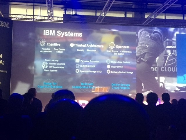 "Evento IBM Storage ""Driven by Data"""