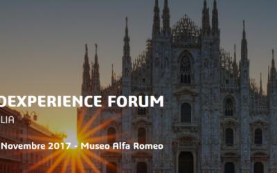3DEXPERIENCE FORUM – 14 Novembre 2017