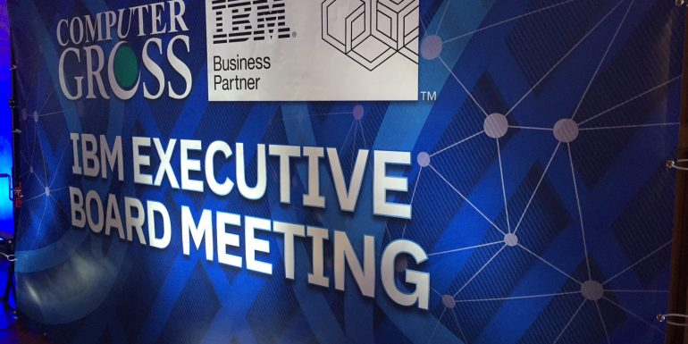 IBM Executive Board Meeting