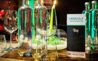 Veeam Partner Summit 2018
