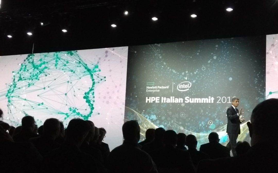 HPE Italian Partner Conference 2018