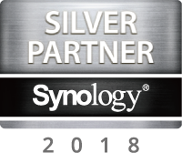 logo partnership synology
