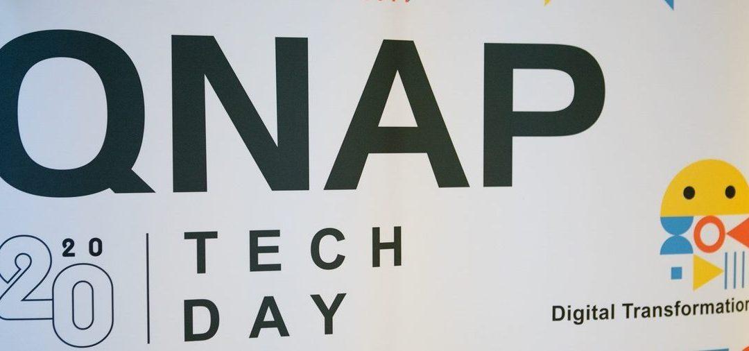 Qnap Tech Day 2019 Milano