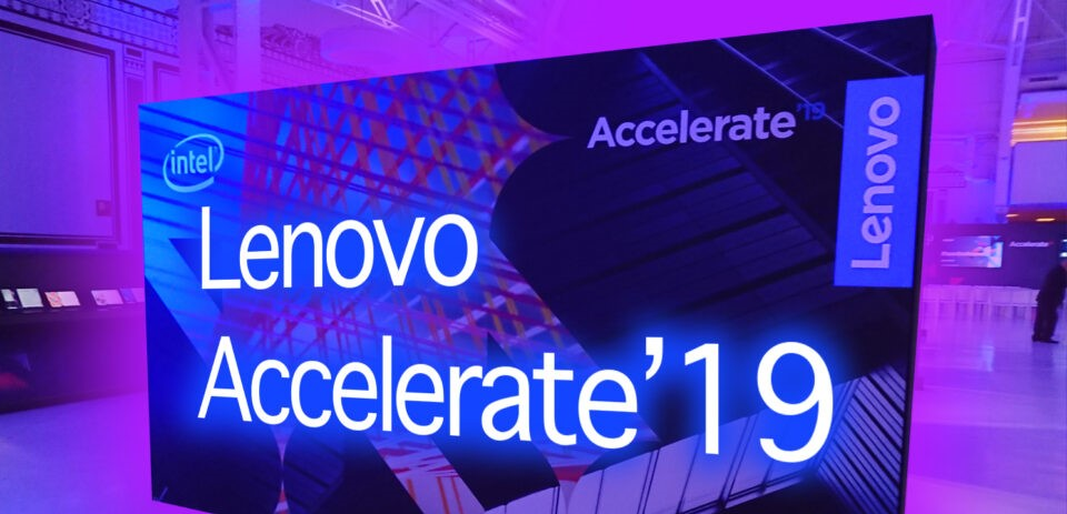 Lenovo Accelerate 2019