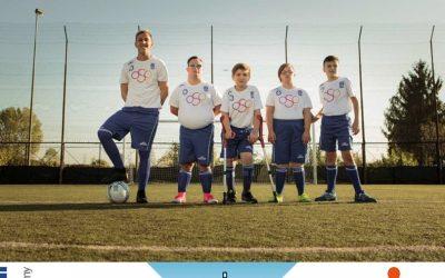 Sponsorship Scuola Calcio InSuperAbili Reset Academy