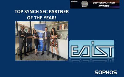 Edist viene premiata come migliore Synchronized Security Partner Italiano 2019