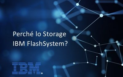 Perchè scegliere lo Storage All Flash Array di IBM?