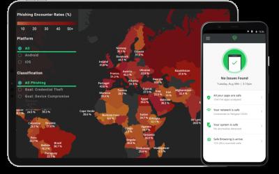 """22 Ottobre Webinar Lookout """"Come proteggere i dispositivi mobili aziendali"""""""