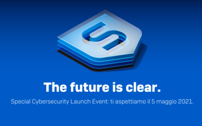 "Webinar Sophos 5 Maggio ""The Future is clear"""