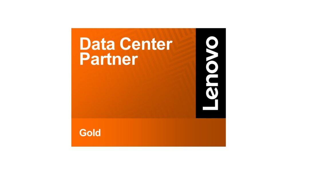 Lenovo Data Center Gold Partner
