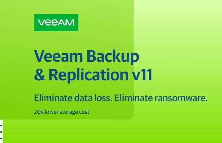 Veeam Backup & Replication v11