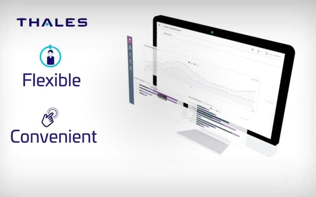 Edist rivende soluzioni Thales di Access Management